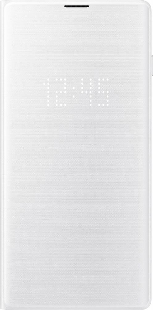 Чехол-книжка Samsung LED View Cover для Samsung Galaxy S10 (EF-NG973PWEGRU) White от Територія твоєї техніки