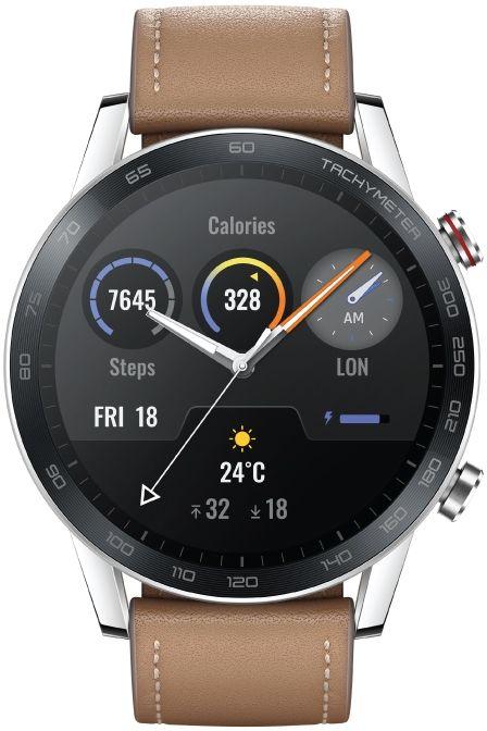 Купить Смарт часы Honor MagicWatch 2 46mm (MNS-B19) Flax Brown