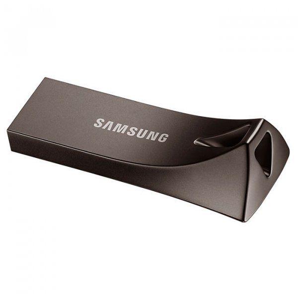 USB флеш накопитель Samsung Bar Plus USB 3.1 128GB (MUF-128BE4/APC) Black от Територія твоєї техніки