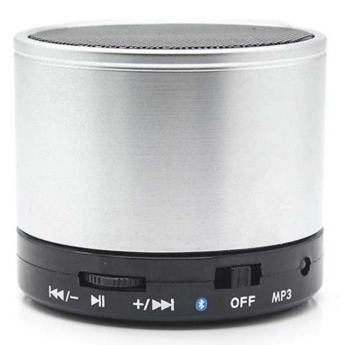 Купить Портативная акустика, Портативная Bluetooth акустика S-10 Metal Black, Other