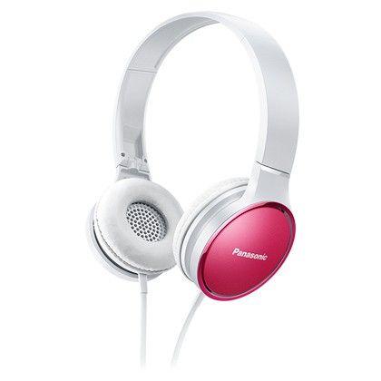 Наушники и гарнитуры, Наушники Panasonic RP-HF300GC-P Pink  - купить со скидкой