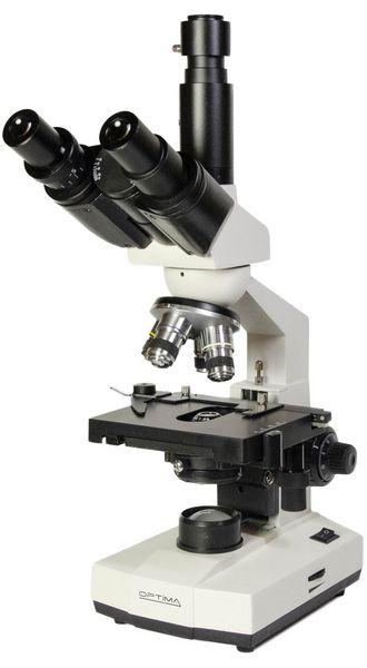 Купить Микроскопы, Микроскоп Optima Biofinder Trino 40x-1000x