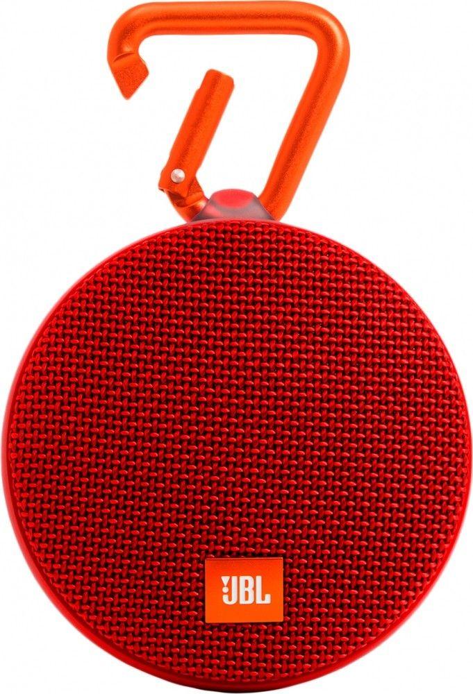 Купить Портативная акустика JBL Clip 2 Red (JBLCLIP2REDEU)