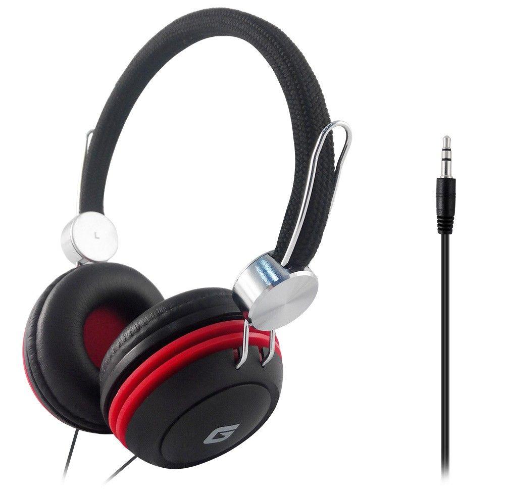 Купить Наушники и гарнитуры, Наушники G.Sound D5044Bk Black