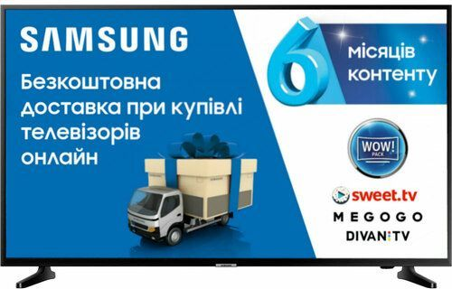 Купить Телевизоры, Телевизор Samsung UE43NU7097UXUA