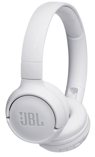 Купить Наушники JBL T500BT (JBLT500BTWHT) White