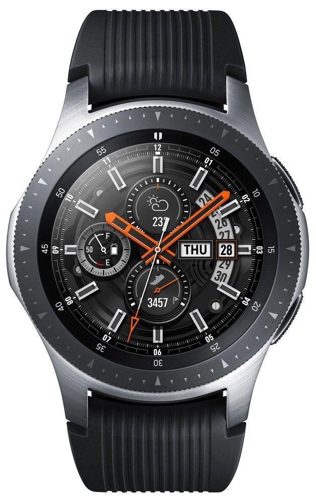 Смарт часы Samsung Galaxy Watch 46mm (SM-R800NZSASEK) Silver от Територія твоєї техніки
