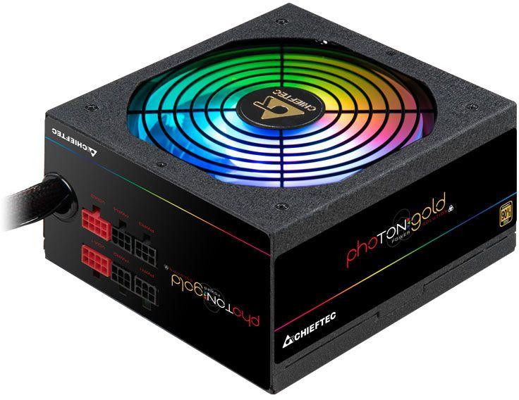 Купить Блоки питания, Блок питания Chieftec Photon Gold GDP-650C-RGB