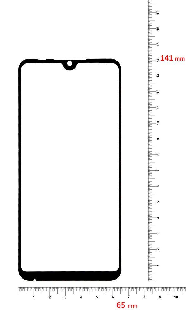 Купить Защитные стекла, Защитное стекло BeCover для Xiaomi Mi Play (703680) Black