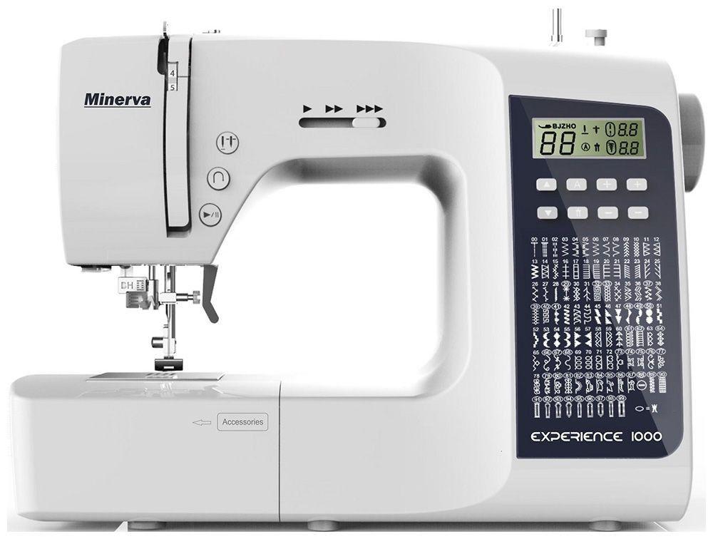 Купить Швейные машинки, Швейная машина Minerva Experience 1000
