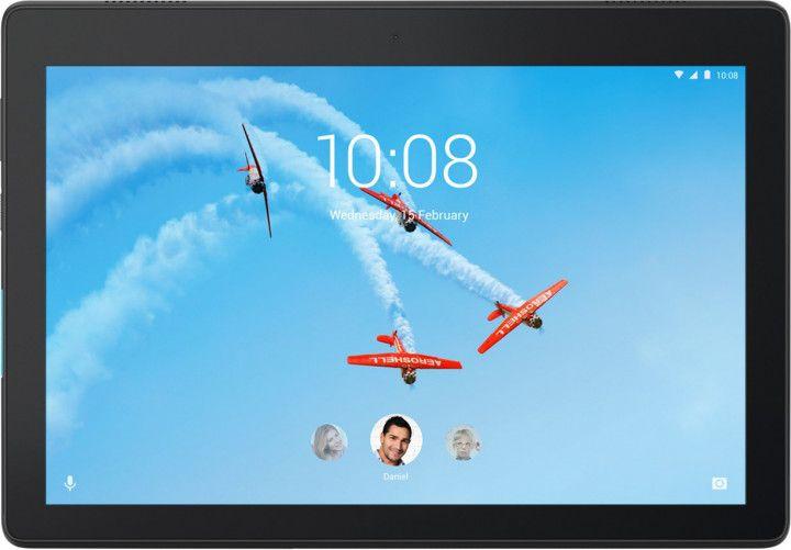 Планшеты, Планшет Lenovo Tab E10 Wi-Fi 2/16GB (ZA470000UA) Slate Black  - купить со скидкой