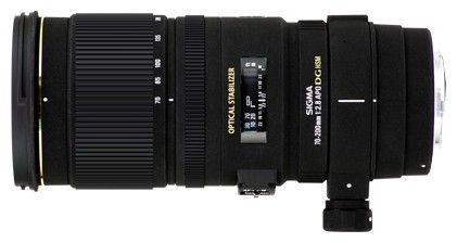 Объектив Sigma 70-200mm f/2.8 EX DG OS HSM for Canon (589954)  - купить со скидкой