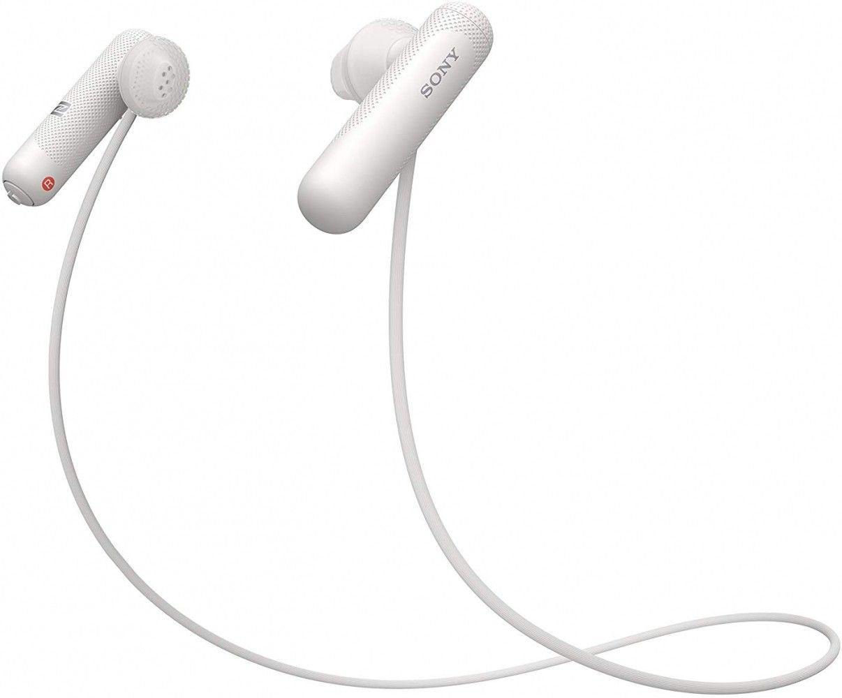 Купить Наушники Sony WI-SP500 White