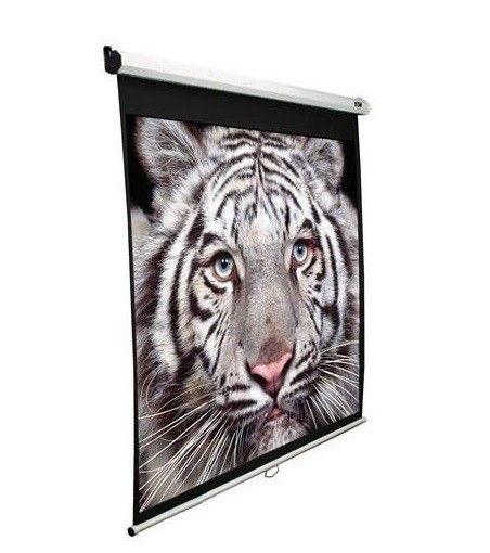 Купить Проекционный настенный экран Elite Screens (M135XWH2) White Case
