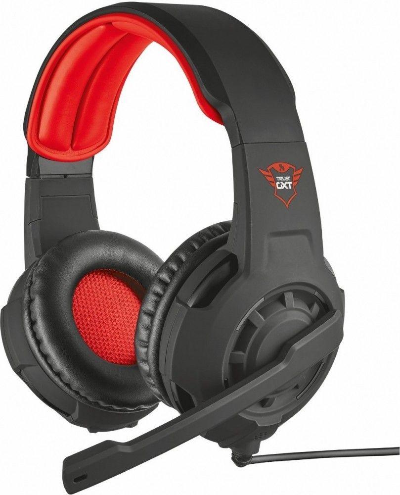 Гарнитура Trust GXT 310 Gaming Headset (21187) - купить по цене 499 ... e5caf56d45a70