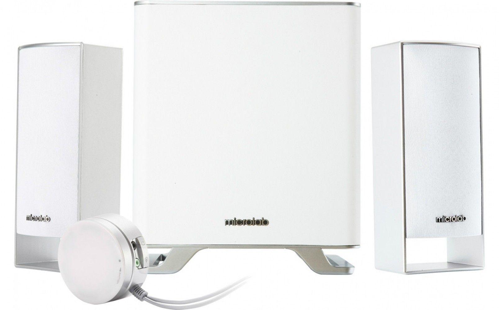 Купить Акустика Microlab M-600 White