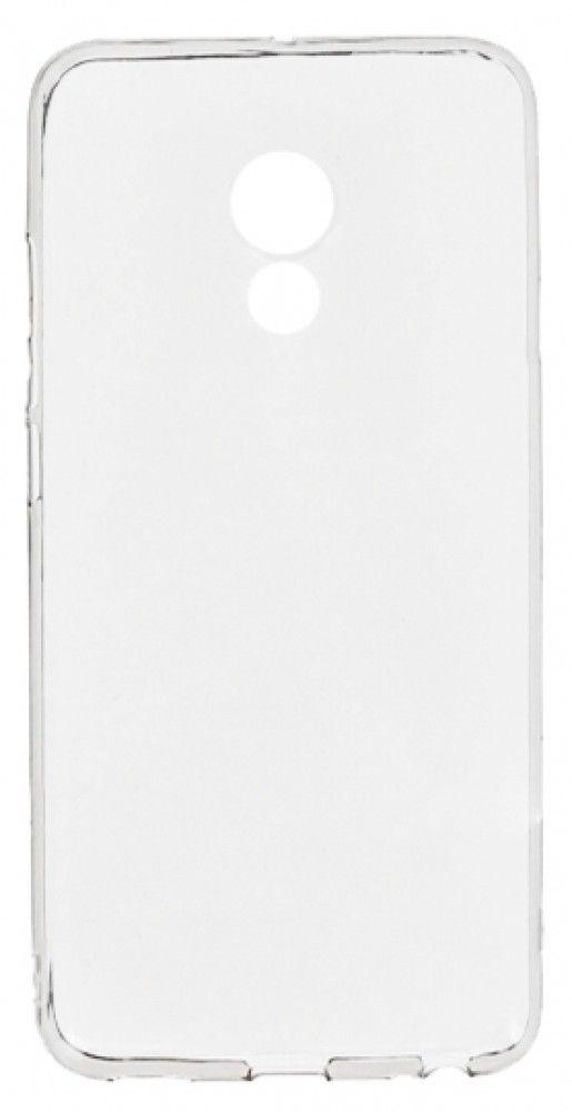 Купить Накладка силиконовая для Meizu M6t Clear, Other