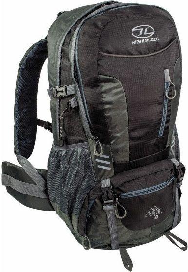 Купить Спортивные сумки, Рюкзак Highlander Hiker 30 (924258) Black