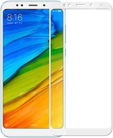 Купить Защитное стекло Armor Standart Full-Screen Xiaomi Redmi 5 Plus White, ArmorStandart