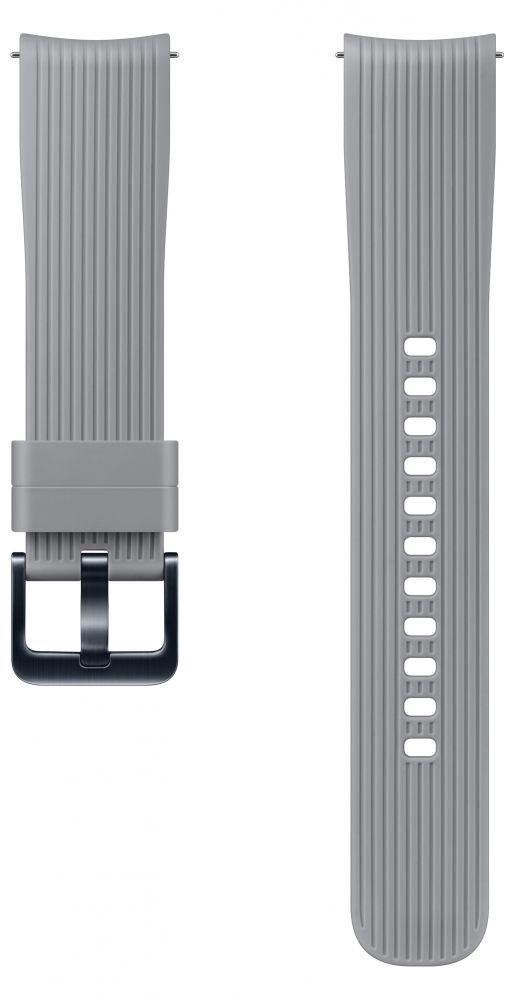 Купить Аксессуары для смарт-часов и смарт-браслетов, Ремешок Samsung для Galaxy Watch 42 mm (ET-YSU81MJEGRU) Grey