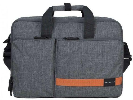 Купить Сумки / чехлы для ноутбуков, Сумка для ноутбука Crumpler Shuttle Delight Business Case for MacBook Pro 15'' (SDBC15-001) Grey