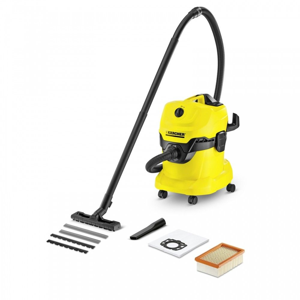 Купить Хозяйственный пылесос Karcher WD 4 (1.348-111.0)
