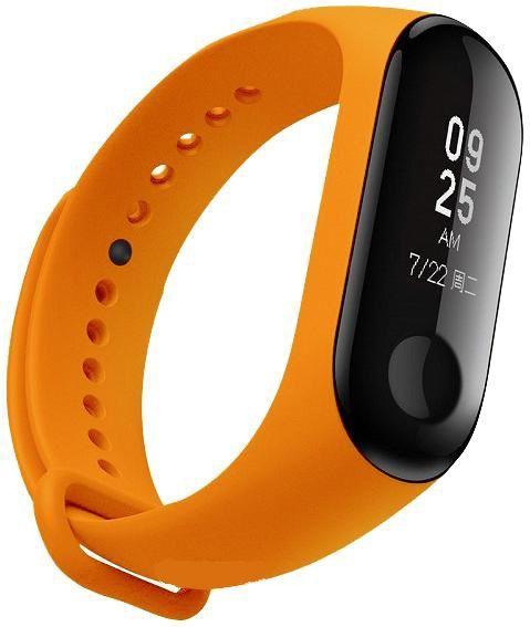 Купить Аксессуары для смарт-часов и смарт-браслетов, Ремешок Xiaomi Mi Band 3 Orange, Other