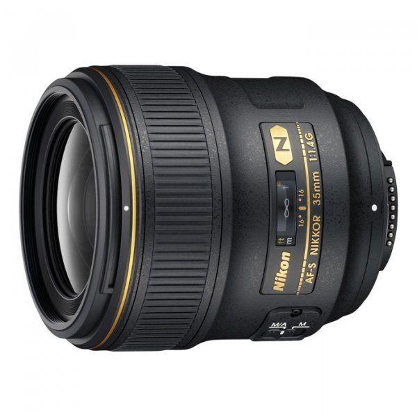 Купить Объектив Nikon AF-S Nikkor 35mm f/1.4G (JAA134DA)