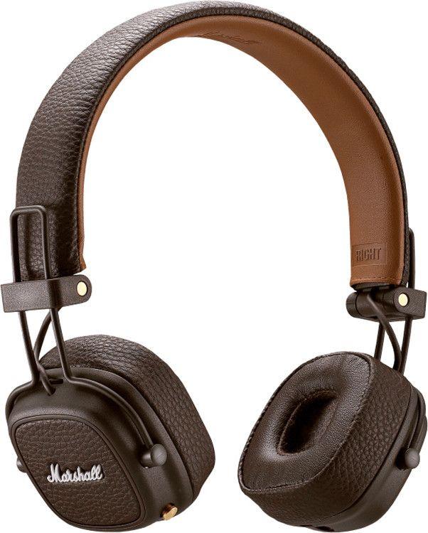 Купить Наушники Marshall Major III Bluetooth (4092187) Brown