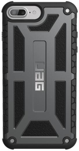 Чехол UAG iPhone 8/7/6S Plus Monarch Graphite от Територія твоєї техніки