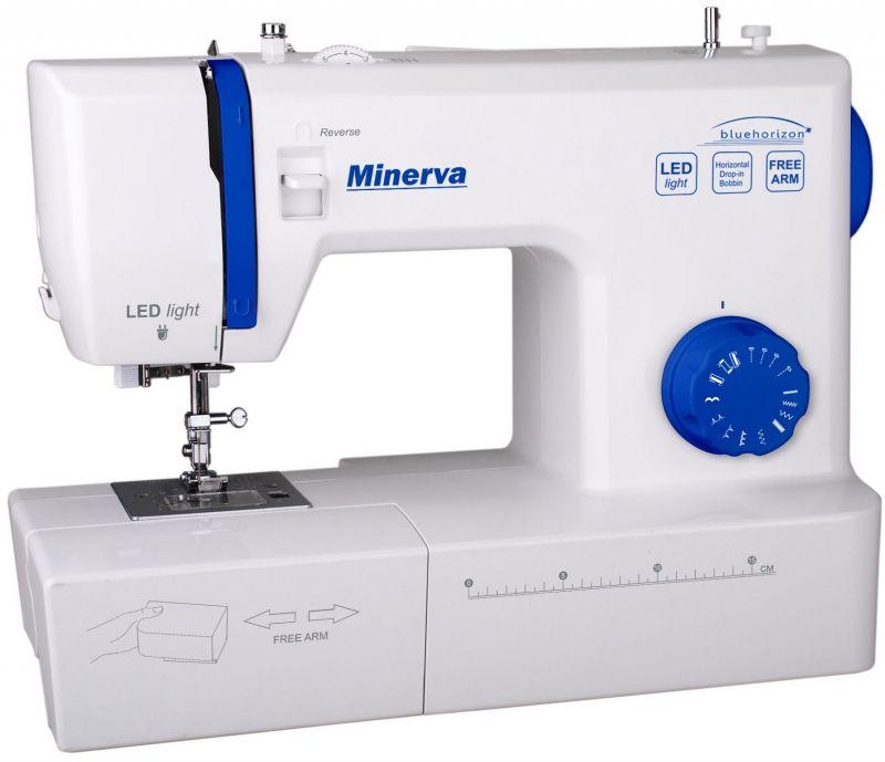 Купить Швейные машинки, Швейная машина MINERVA Bluehorizon