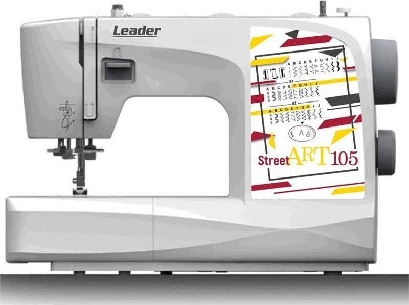 Купить Швейные машинки, Швейная машина Leader STREET ART105