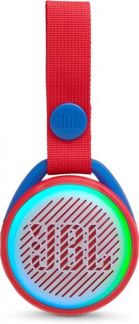 Купить Портативная акустика, Акустическая система JBL JR POP (JBLJRPOPRED) Red