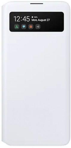Чехол Samsung S View Wallet Cover для Samsung A515 (EF-EA515PWEGRU) White от Територія твоєї техніки