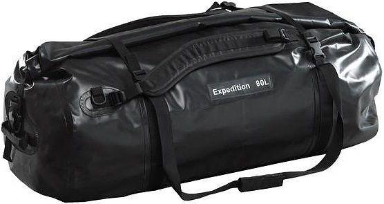 Дорожные сумки и чемоданы, Дорожная сумка Caribee Expedition 80 (920682) Black  - купить со скидкой