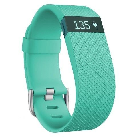 Фитнес-трекер Fitbit Charge HR Small Teal Small - 27947