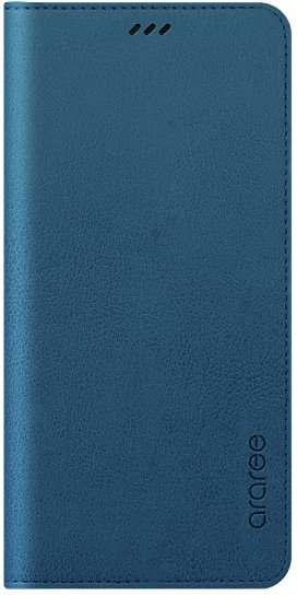 Купить Чехлы для мобильных телефонов, Чехол Samsung Flip wallet leather cover A8 2018 (GP-A530KDCFAAC) Ash blue
