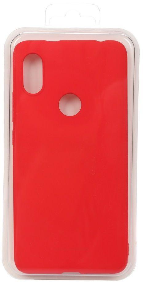 Купить Чехлы для мобильных телефонов, Панель BeCover Matte Slim TPU для Huawei Y6 2019 (BC_703415) Red