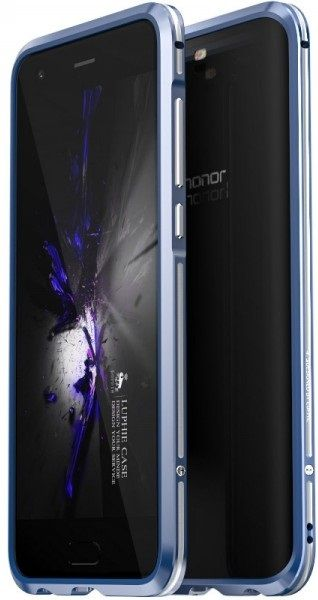Купить Бампер Luphie Protection Honor 9 Blue