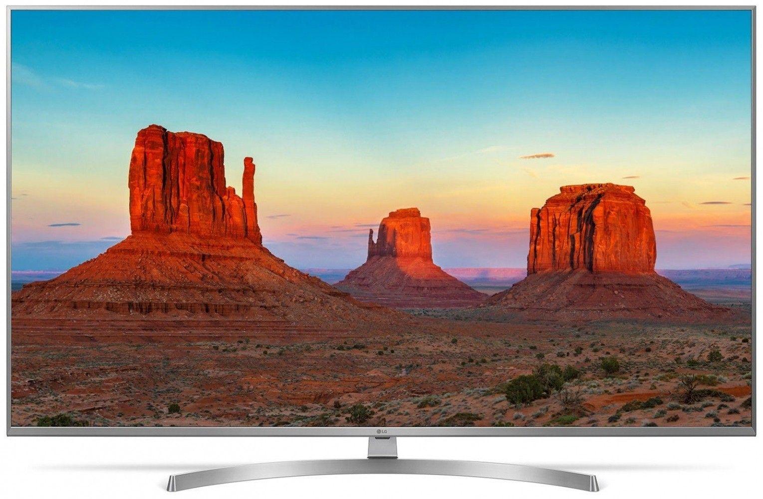 Купить Телевизор LG 49UK7550PLA