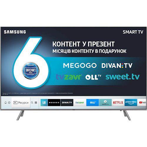 Купить Телевизор Samsung QE65Q6FNAUXUA
