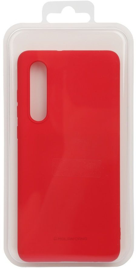 Купить Панель BeCover Matte Slim TPU для Huawei P30 (BC_703405) Red