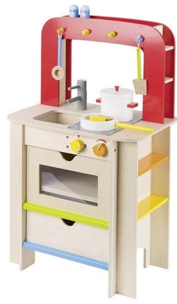 Купить Игровые наборы, Игровой набор goki Кухня (51682G)
