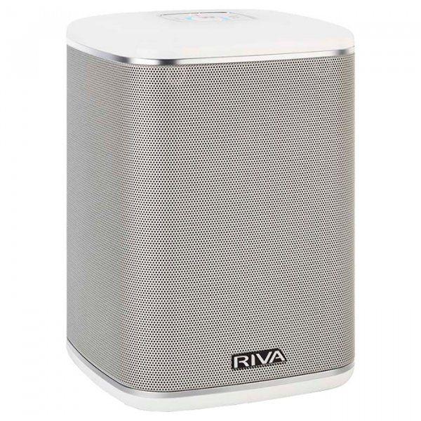 Купить Мультирум акустика RIVA Arena Compact Multi-Room+ Wireless Speaker White (RIVAARW)