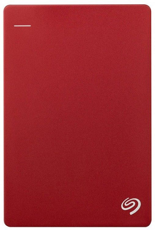 Купить Жесткий диск Seagate Backup Plus Slim 1TB STDR1000203 2.5 USB 3.0 External Red