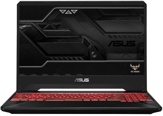 Купить Ноутбуки, Ноутбук ASUS TUF Gaming FX505GD-BQ110 (90NR00T3-M01760) Black