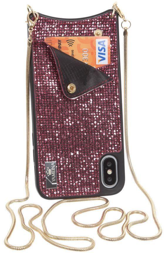 Купить Чехлы для мобильных телефонов, Чехол Glitter Wallet Becover для Apple iPhone Xr (703615) Pink