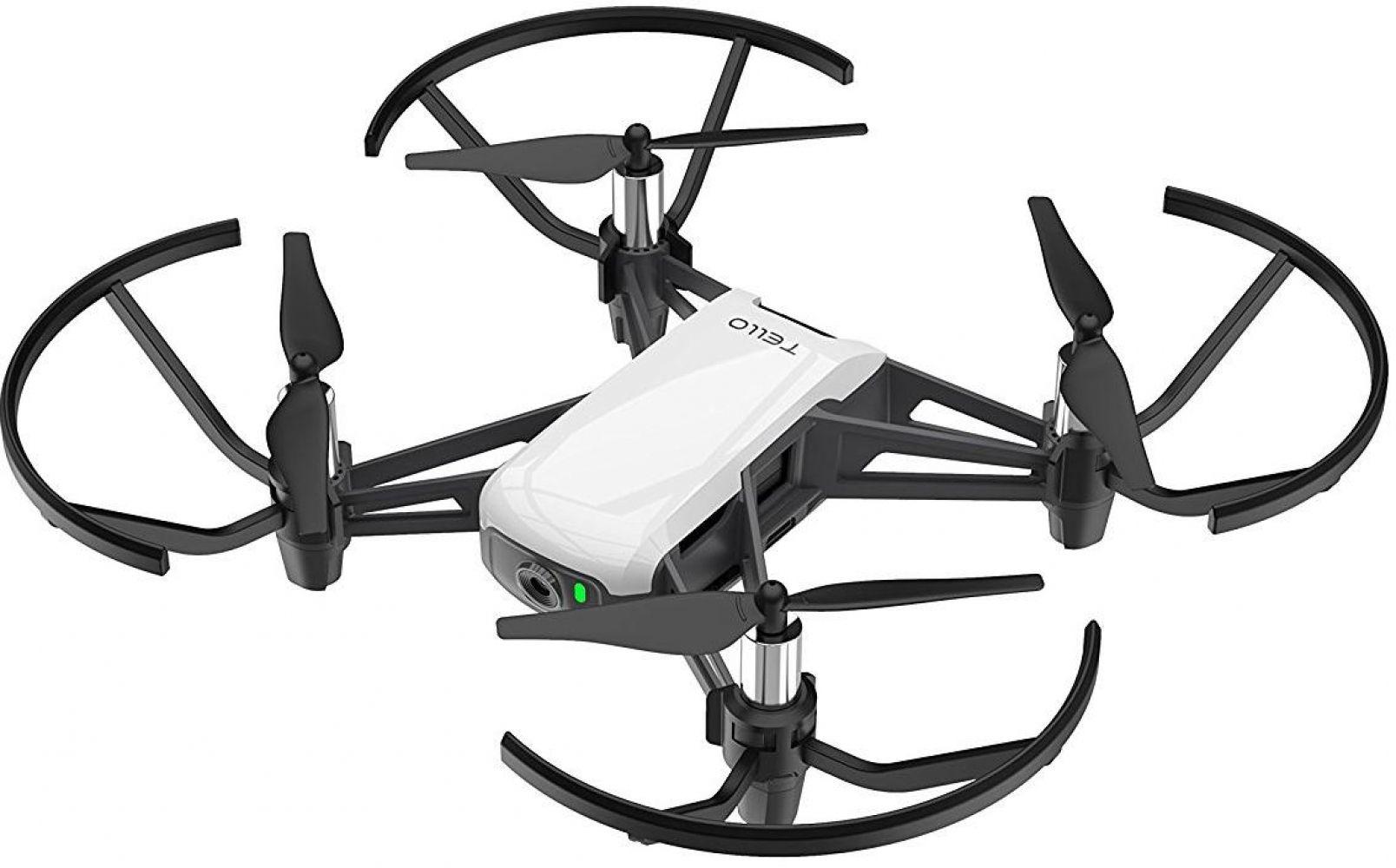 Купить Квадрокоптеры, Квадрокоптер RYZE Tello Boost Combo (CP.TL.00000015.01) White