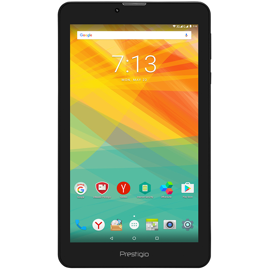 Купить Планшет Prestigio MultiPad Grace 3157 3G 16 GB (PMT3157_3G_D_CIS) Black