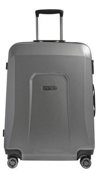 Купить Дорожные сумки и чемоданы, Чемодан Epic HDX (S) (924537) Dark Grey